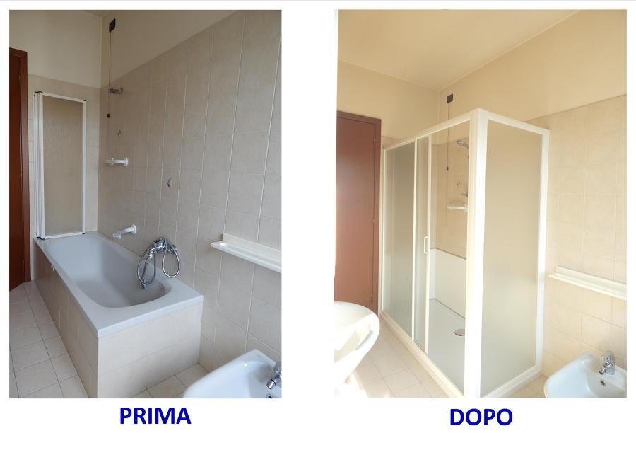 Progetto bagno costantini fabrizio impianti termoidraulici - Progetto ristrutturazione bagno ...